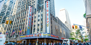 Radio City Music Hall: Stage Door Tour